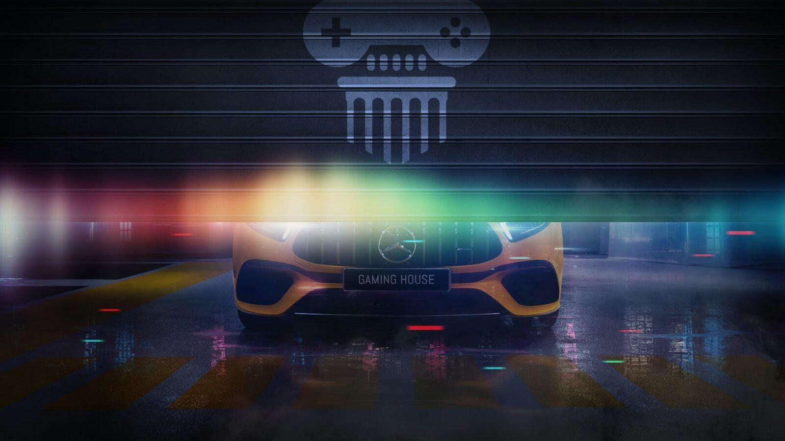 Mercedes-Benz Italia diventa Official Title Sponsor della Gaming House di Mkers thumbnail