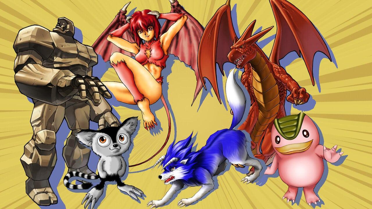 Monster Rancher 1 & 2 DX sta per approdare su Nintendo Switch thumbnail