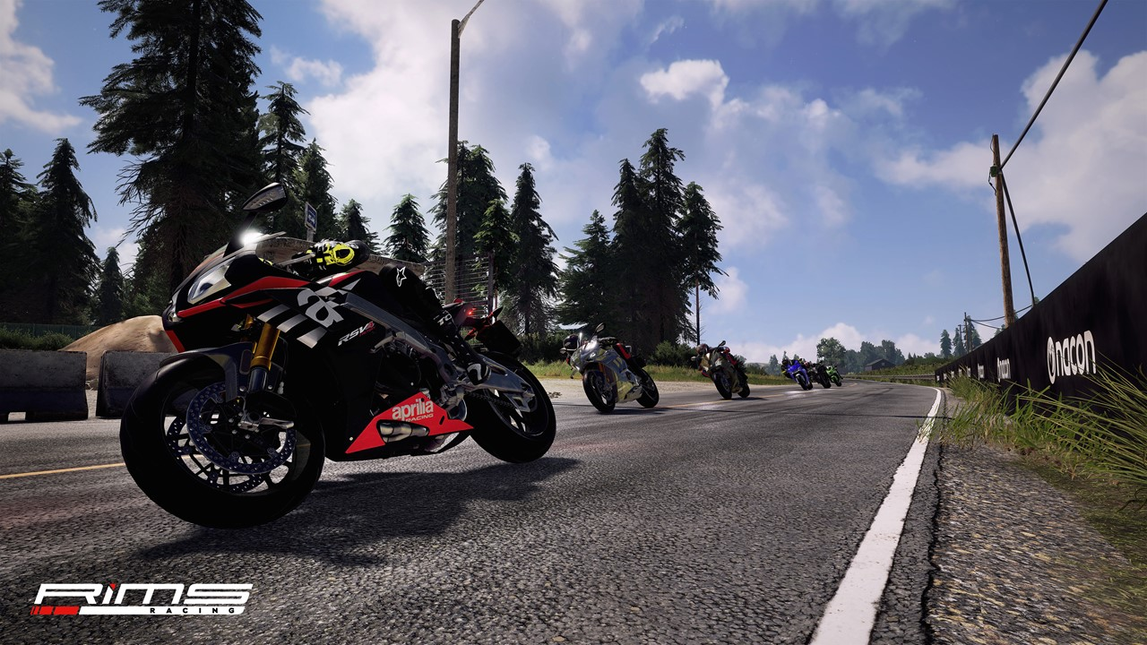 Nacon rilascia il nuovo video gameplay di RiMS Racing thumbnail