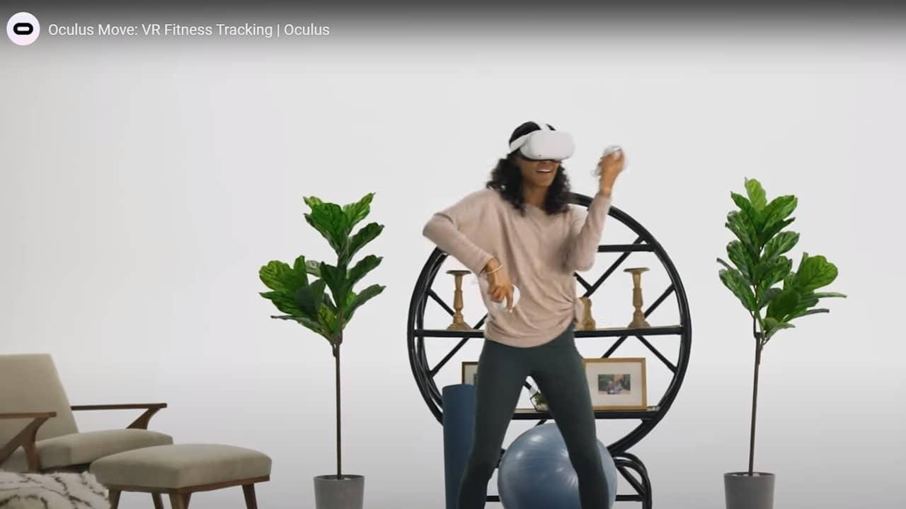 Oculus si aggiorna: le novità per Oculus Move thumbnail