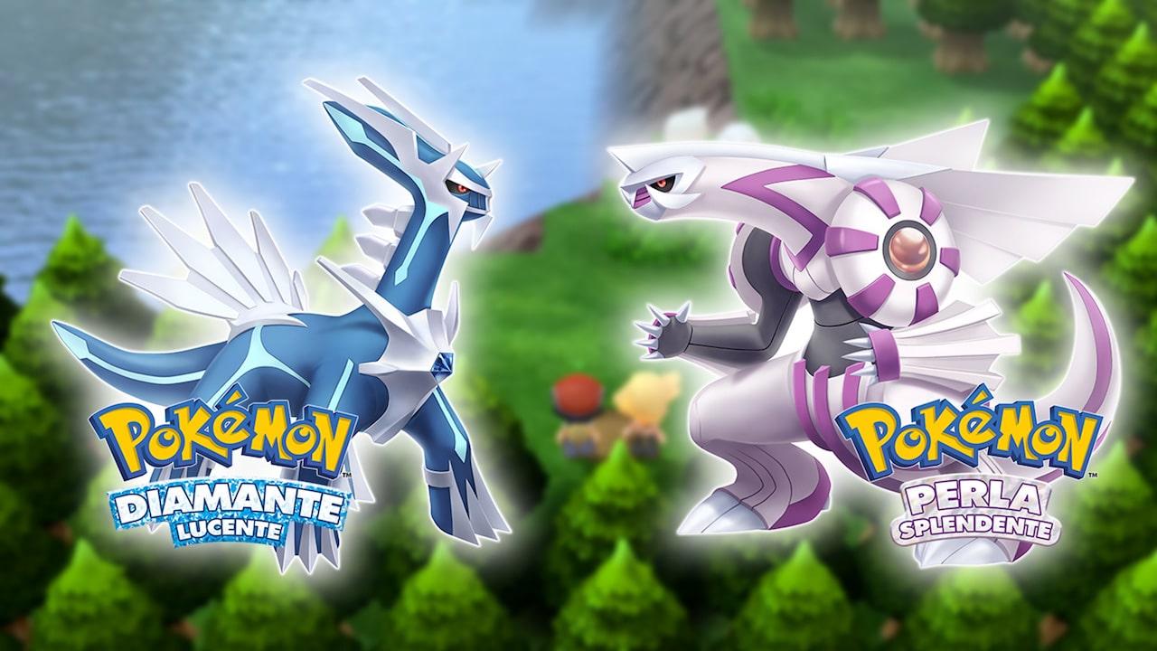 Pokémon Diamante Lucente e Perla Splendente annunciati il 18 Agosto thumbnail