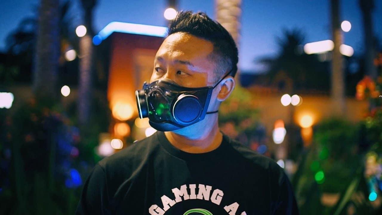 Al via il beta test della mascherina Razer Zephyr thumbnail