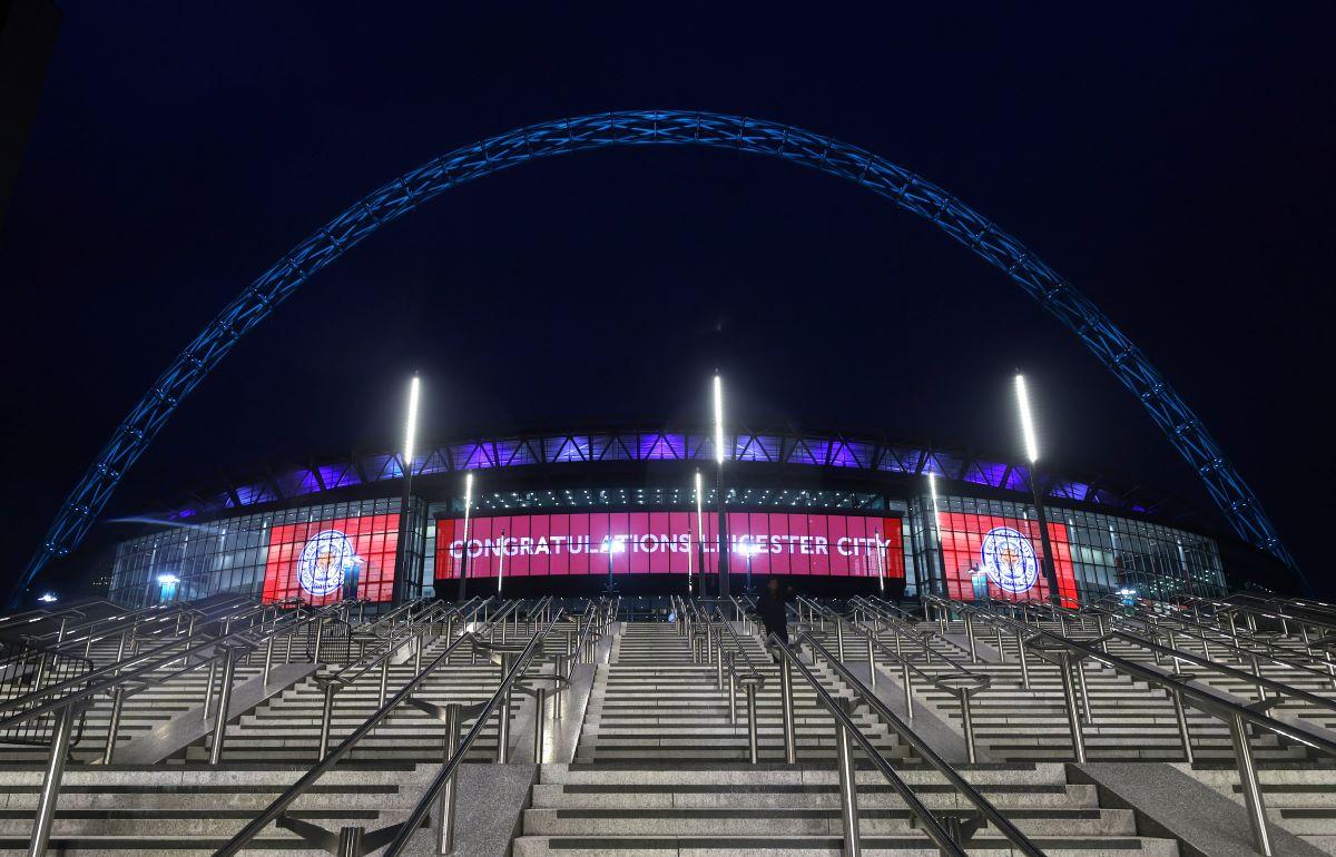 Lo stadio di Wembley sceglie LG thumbnail