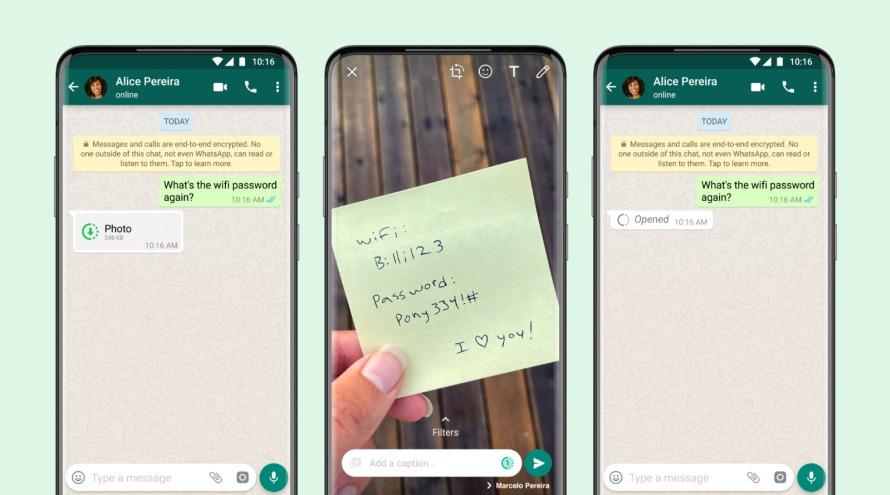 WhatsApp Photo App