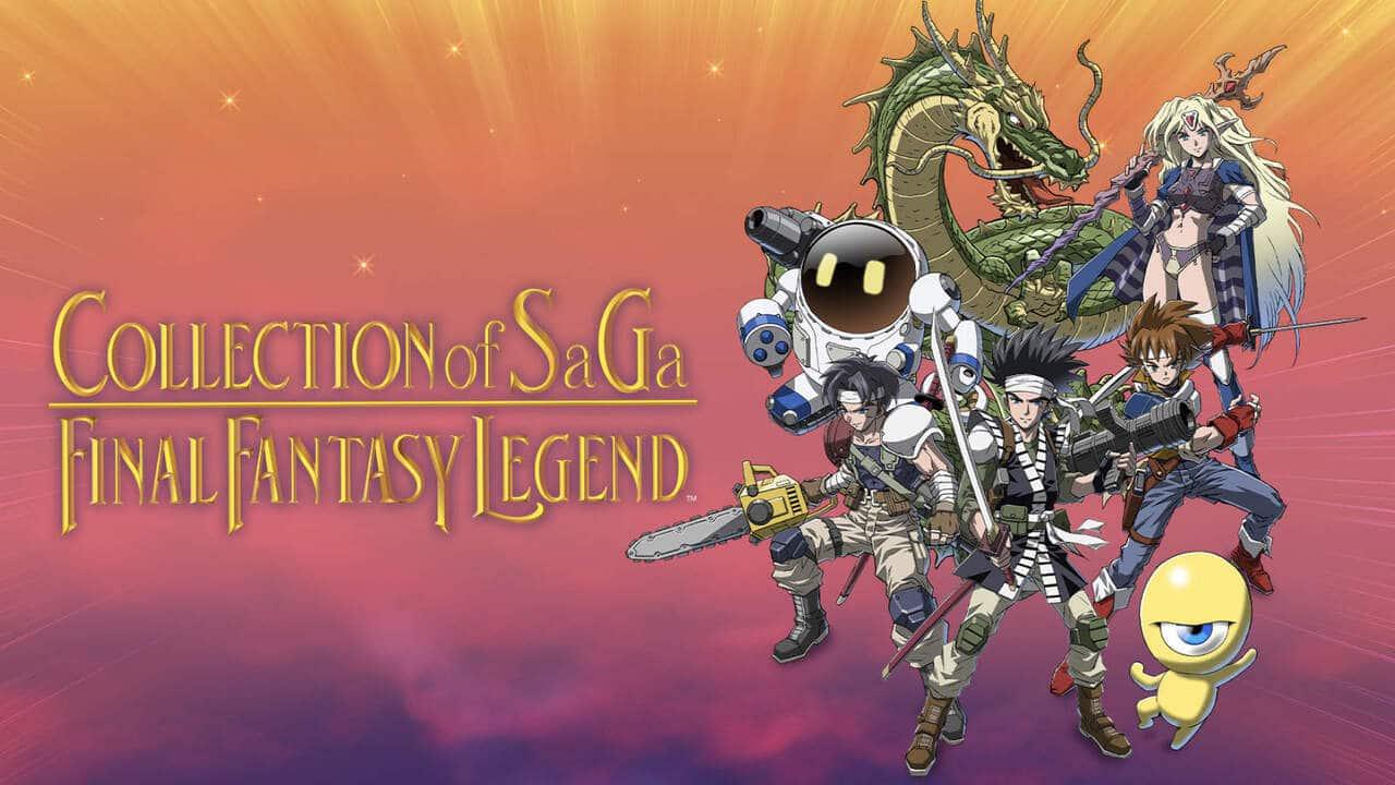 Collection of SaGa Final Fantasy Legend: a settembre su dispositivi mobile thumbnail
