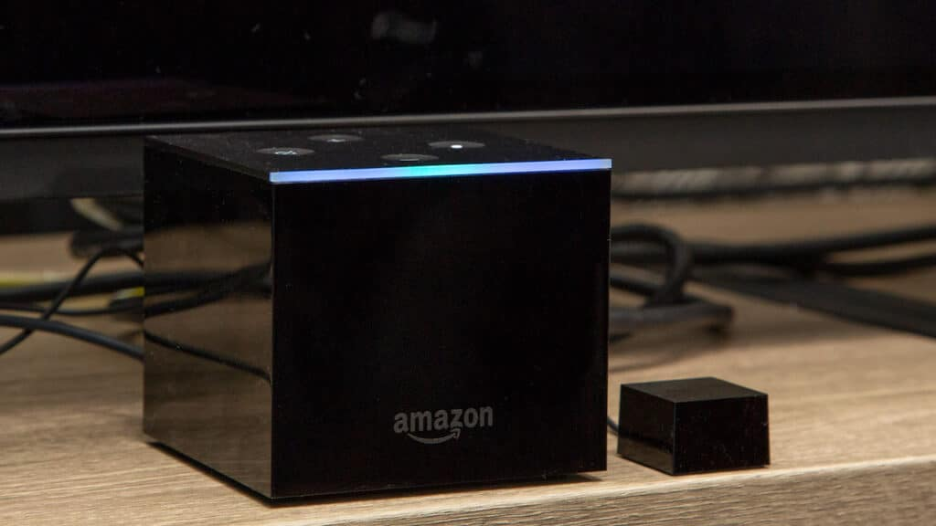 Amazon Fire TV Cube televisore