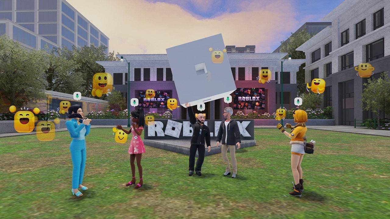 Roblox annuncia l'arrivo delle chat vocali thumbnail
