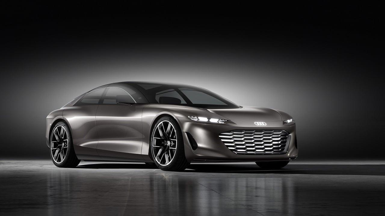 Audi grandsphere, sarà così la prossima A8? Elettrica, autonoma e bellissima thumbnail