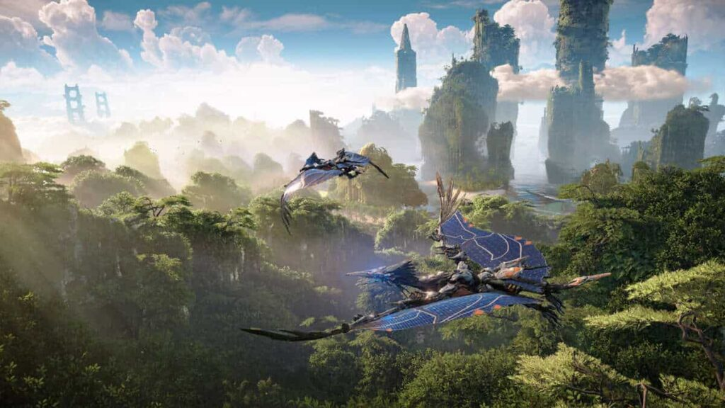 Horizon Forbidden West: PlayStation 5 upgrade will be free for everyone