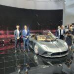 La nuova hypercar S9 di Silk FAW svelata in occasione della Milano Design Week thumbnail