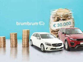 Le auto usate più vendute sotto i 30.000 euro thumbnail