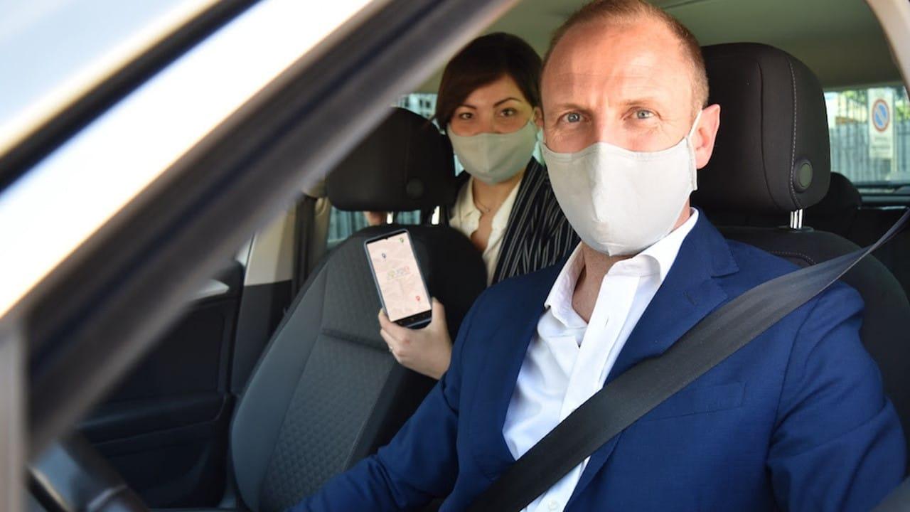 Jojob Real Time Carpooling, l'app per viaggiare con i possessori di Green Pass thumbnail