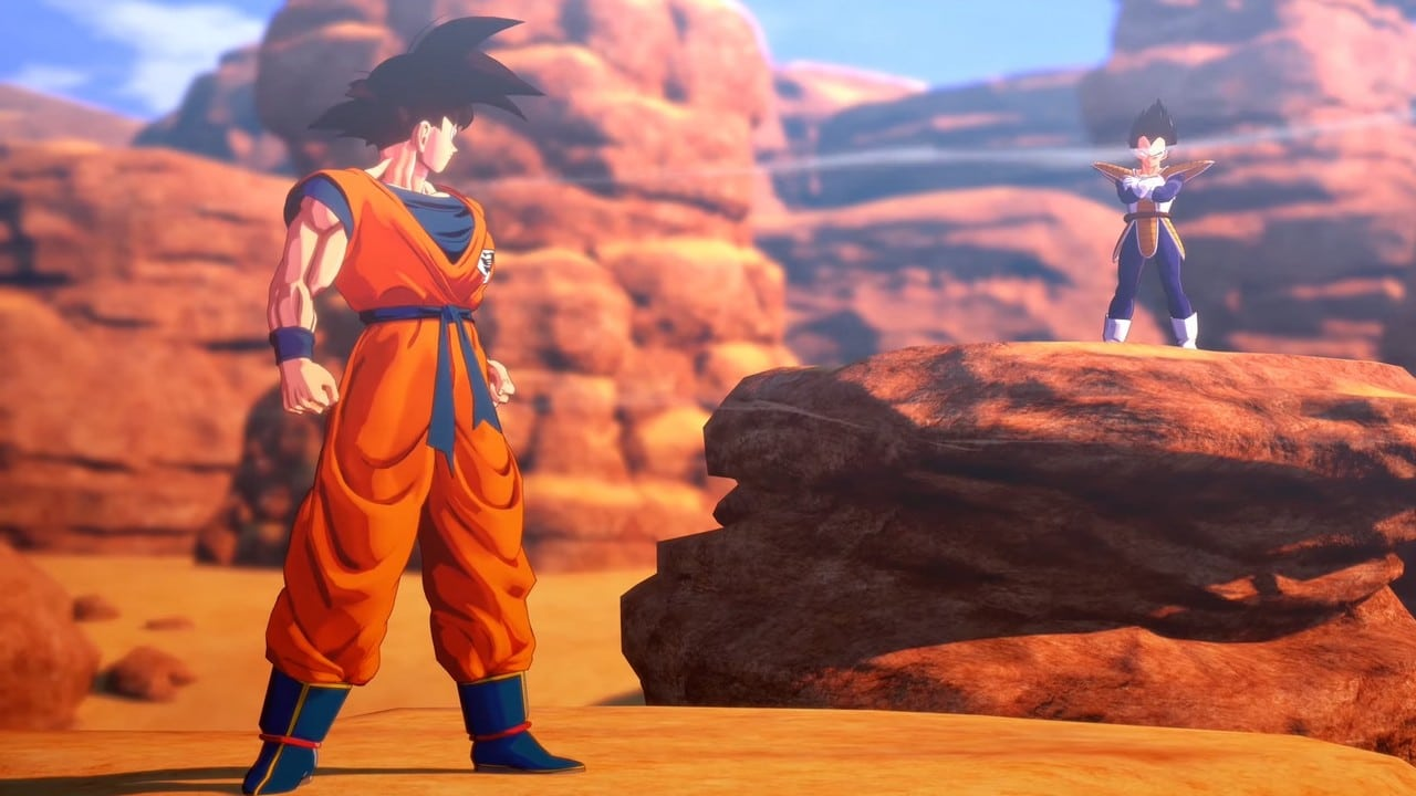 """A New Power Awakens"" SET per Dragon Ball Z Kakarot in arrivo su Nintendo Switch thumbnail"