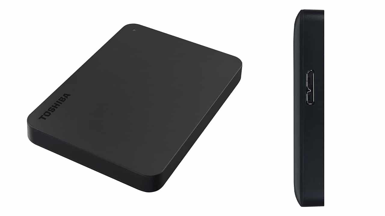 Toshiba Canvio Basics, l'hard disk esterno ideale per gli studenti thumbnail