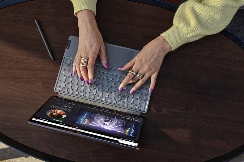 Lenovo Tab P12 Pro tech world news 2021-min