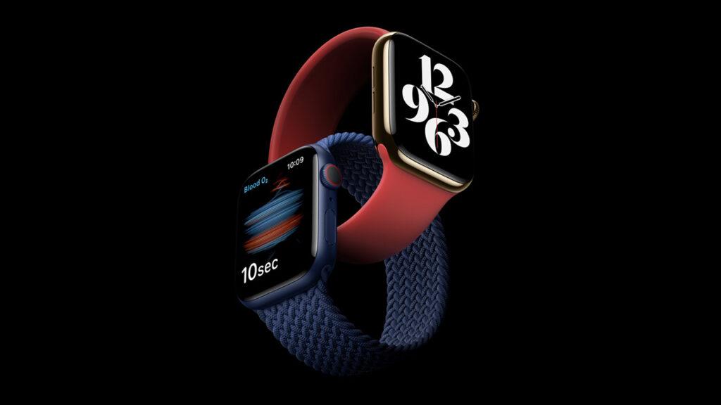 Apple Watch watchOS 7.6