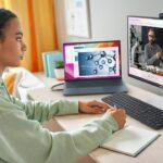 Dell monitor videoconferenze