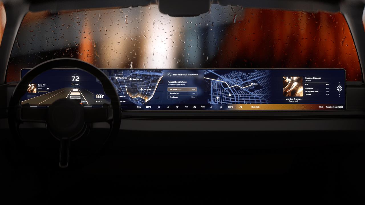 Kanzi One, il futuro dei sistemi di infotainment in auto è arrivato thumbnail