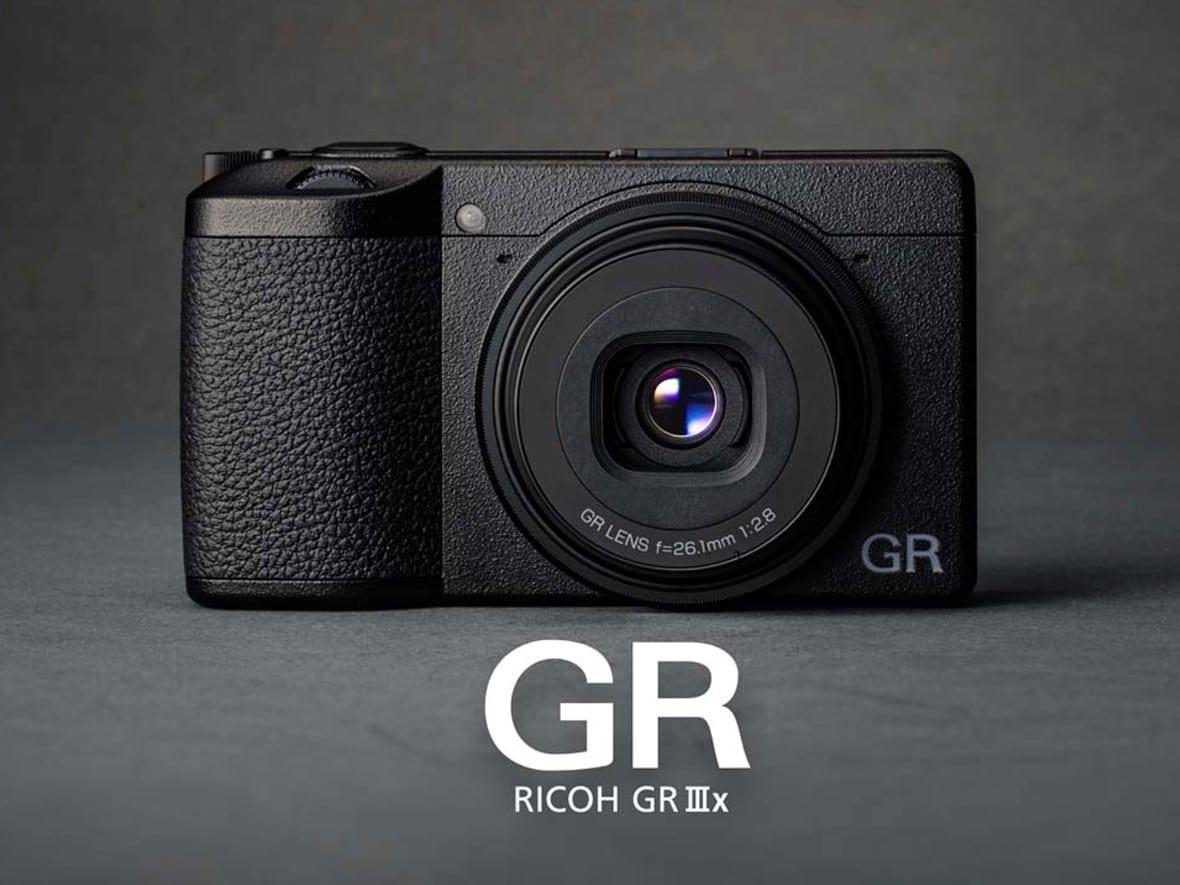 Ricoh GR IIIx, aggiornamento con nuova lunghezza focale thumbnail