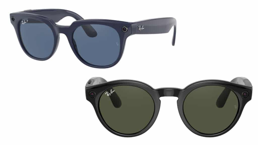 Ray-Ban Stories smart glasses Facebook 1