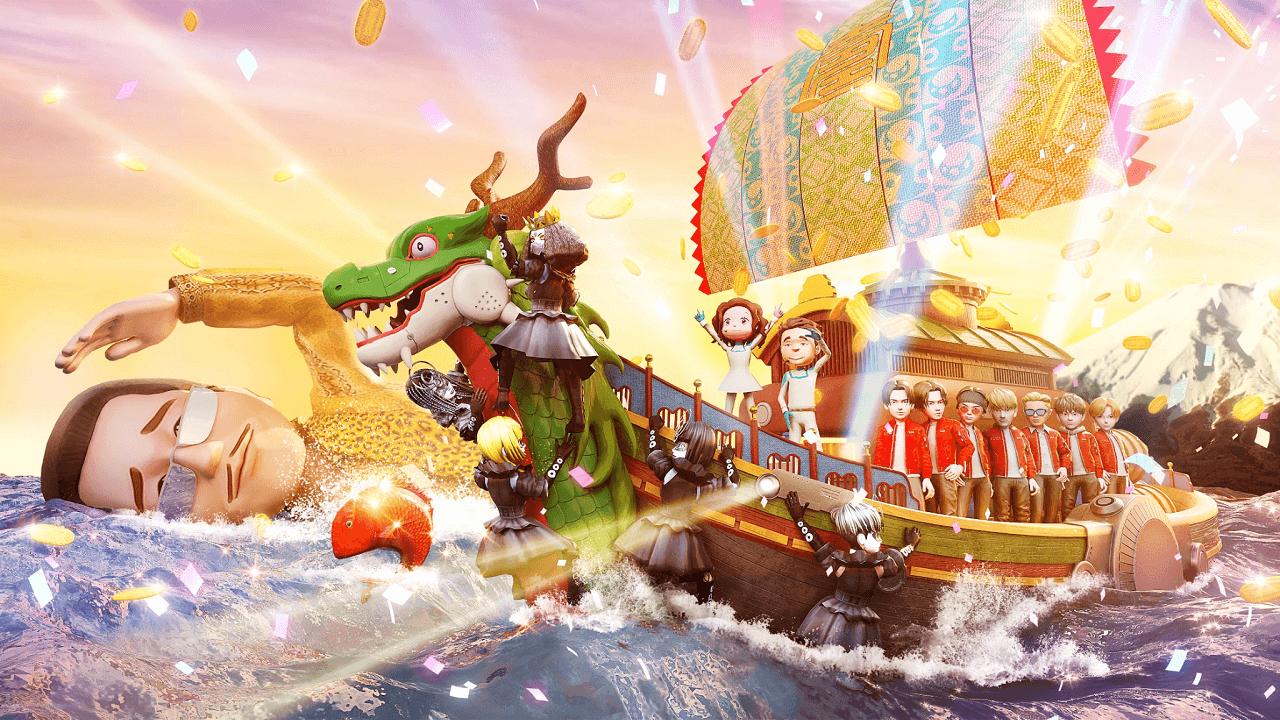 The Pegasus Dream Tour, boom di download per il gioco sulle paralimpiadi thumbnail