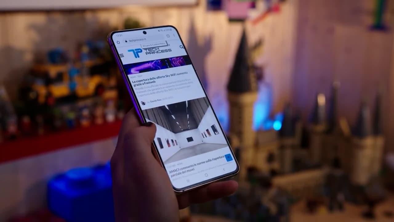 Samsung Galaxy S22 Ultra non avrà il sensore fotografico da 200 MP thumbnail