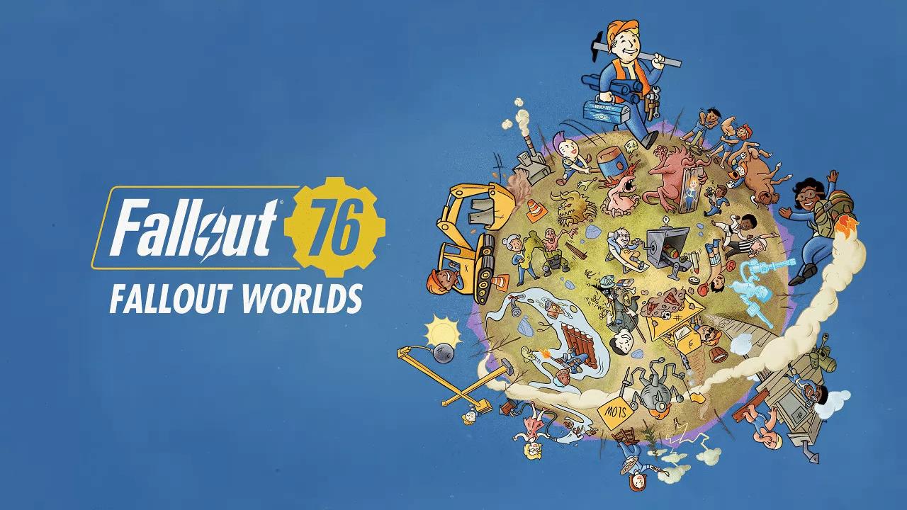 Fallout Worlds è disponibile: si apre una nuova era per Fallout 76 thumbnail