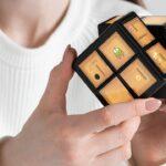 WowCube, il cubo di Rubik diventa una mini console thumbnail