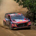Hyundai Motorsport ottiene un  secondo posto al Rally dell'Acropoli thumbnail