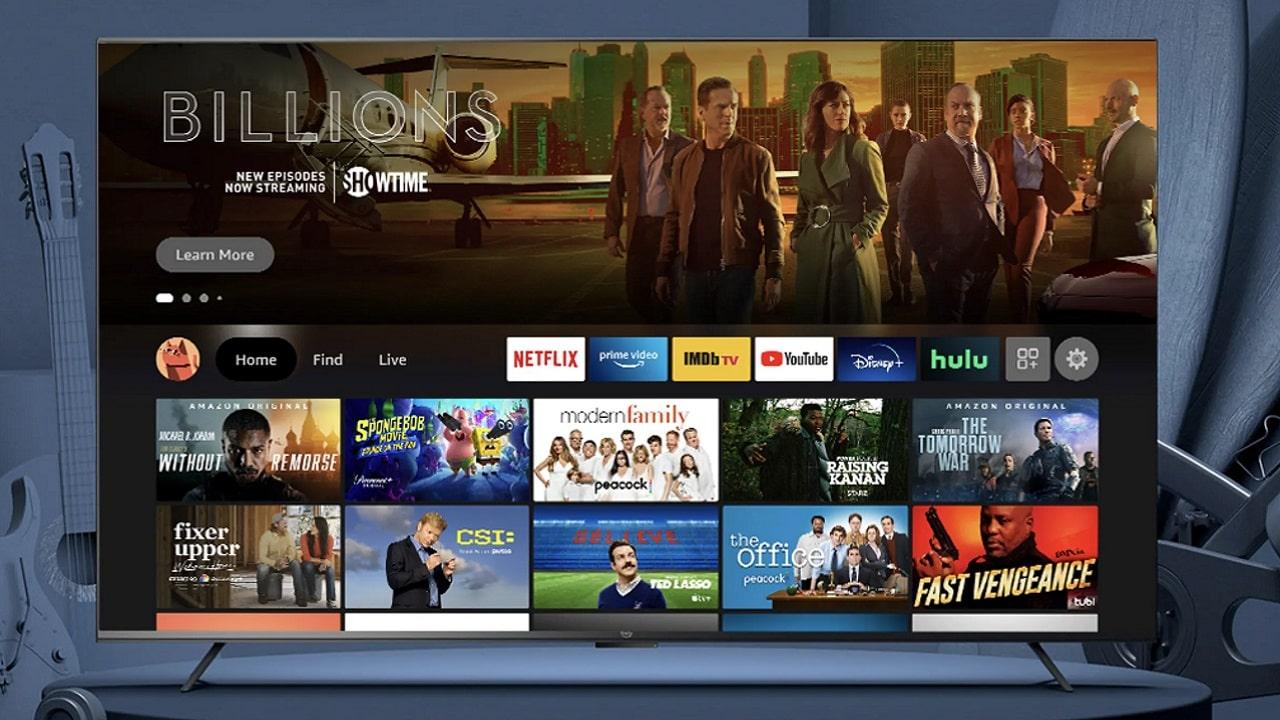 La nuova TV di Amazon non ha il telecomando: basta Alexa thumbnail
