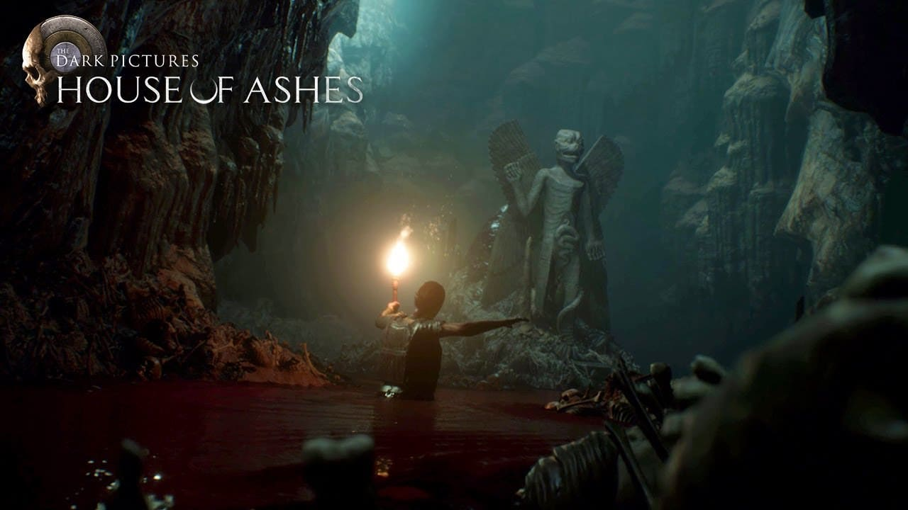 L'anteprima di The Dark Pictures Anthology: House of Ashes thumbnail