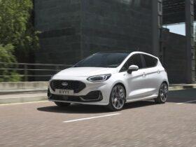 Ford Fiesta si rinnova per il 2022: nuovo frontale, tanta tecnologia e addio diesel thumbnail