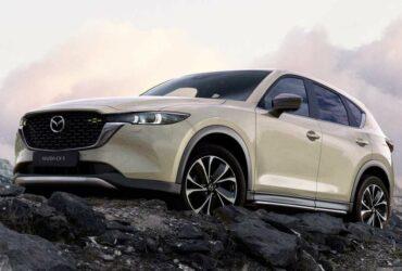 Mazda CX-5 MY 2022, l'evoluzione che porta tecnologia ed eleganza thumbnail