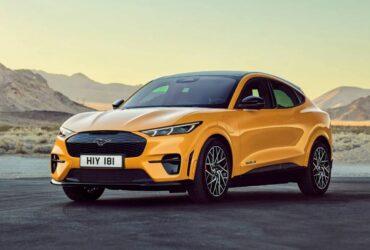 Ford Mustang Mach-E GT si può ora ordinare anche in Italia thumbnail