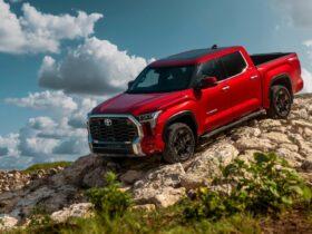 Toyota Tundra 2022, debutta (in USA) il nuovo pick-up con motore V6 ibrido thumbnail