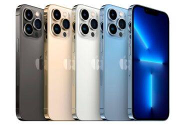 Le fotocamere di iPhone 13 e iPhone 13 Pro sotto la lente thumbnail