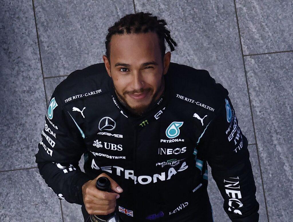 Hamilton 100 F1 wins