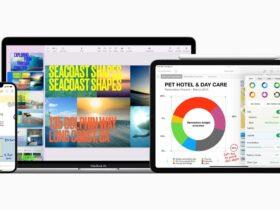 Apple aggiorna iWork, per lavorare al meglio anche da mobile thumbnail