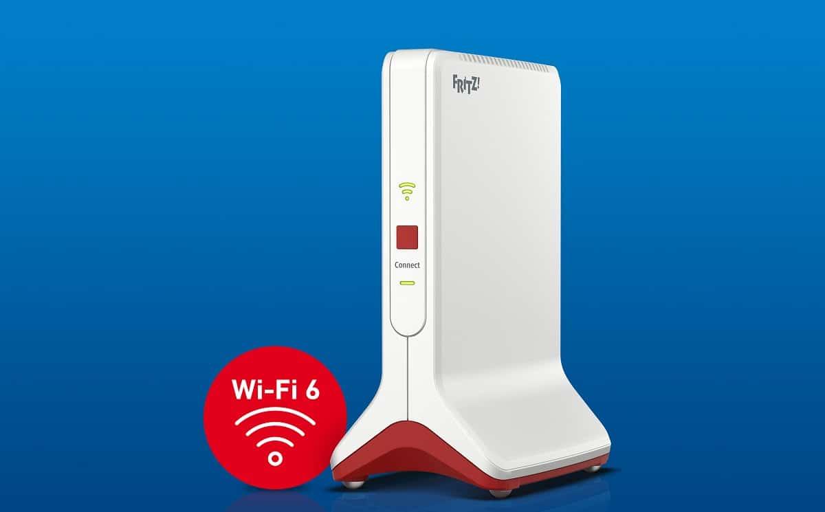 AVM lancia il nuovo FRITZ! Repeater 6000 con Wi-Fi 6 tri-band thumbnail