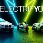 BMW Group presenta l'evento itinerante #ElectrifYou thumbnail