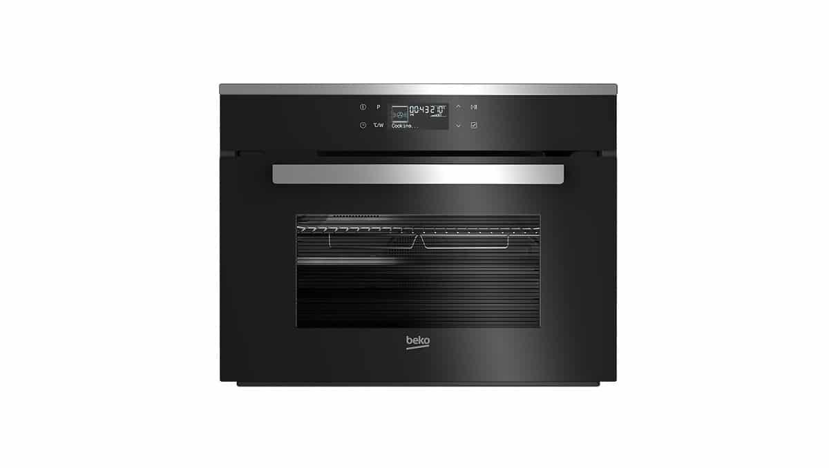 Beko svela il nuovo forno combinato compatto BCW18500X thumbnail