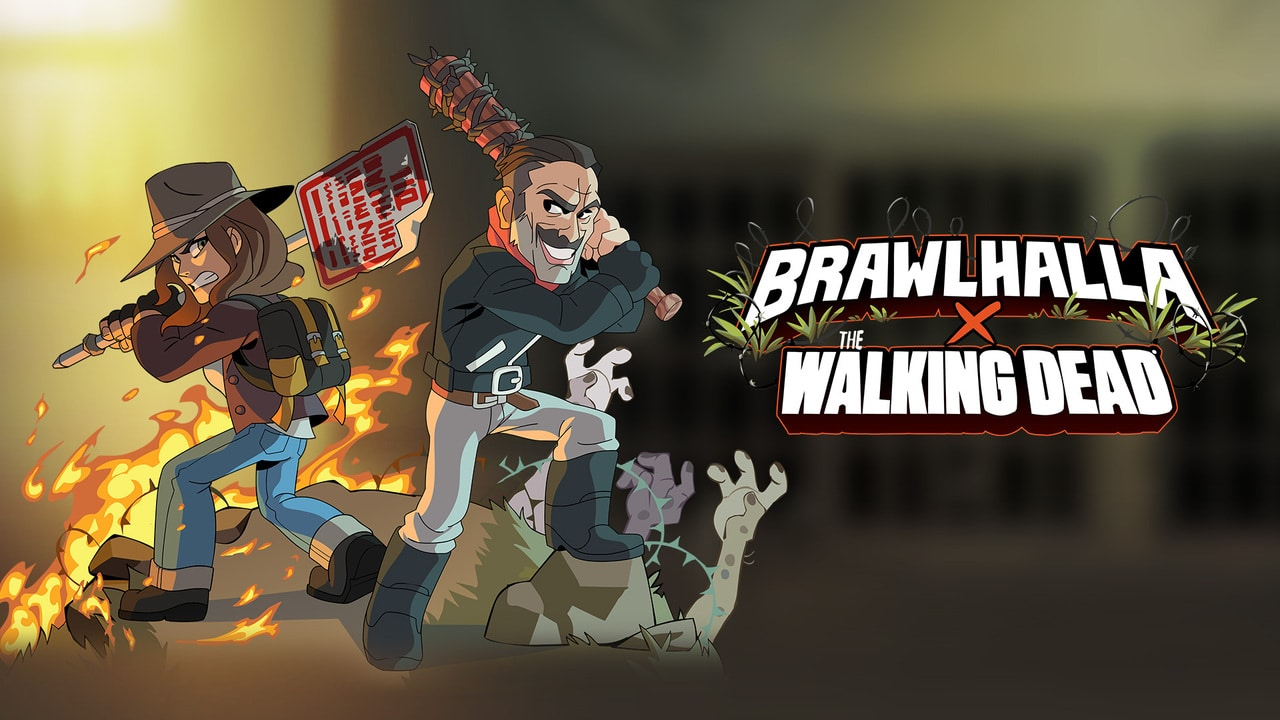 Brawlhalla: arriva una nuova collaborazione con The Walking Dead thumbnail