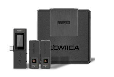 Comica Audio svela i nuovi microfoni VDLive 10 thumbnail