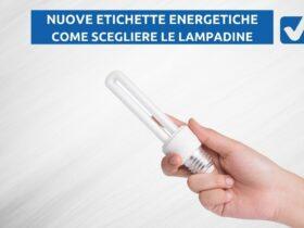Efficienza energetica: arrivano le etichette per le sorgenti luminose thumbnail