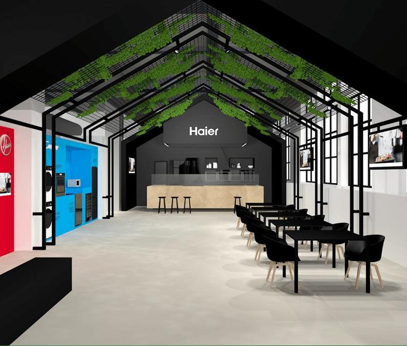 Milan Experience Design Center di Haier