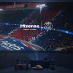 Hisense: rinnovata la partnership con il Paris-Saint Germain thumbnail