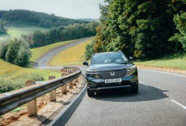 Honda: nuove versioni e nuovi prezzi di HR-V e:HEV Full Hybrid thumbnail