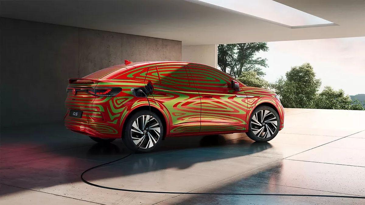 ID.5 GTX, Volkswagen svela il nuovo SUV coupé 100% elettrico thumbnail