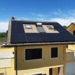 """LG NeON 2: moduli fotovoltaici per l'efficienza di una villetta """"smart"""" thumbnail"""