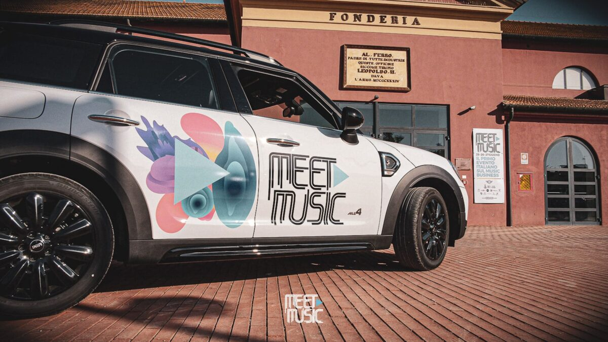 MINI è nuovamente partner di MEET MUSIC thumbnail